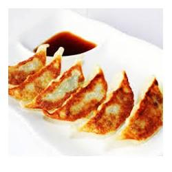 Raviolis grillés (6 pièces) (GYOZA)